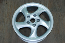 "Porsche 911 993 Turbo Twist Wheel 7.5x18 ET50  993.362.134.06 18"" Rim"