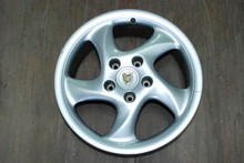 "Porsche 993 911 Turbo Wheel 7.5x18 ET50  99336213406 18"" Rim"