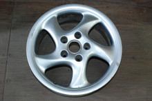 "Porsche 911 993TT 993 Turbo Twist Wheel 7.5x18 ET50  99336213406 18"" Rim"