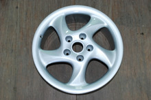 "OEM Porsche 911 993 Turbo Twist Wheel 7.5x18 ET50  99336213406 18"" Rim"