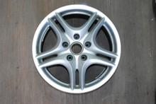 "Porsche 911 955 957 Cayenne Turbo Design 8x18 ET51  7L5601025S 18"" Rim OEM"