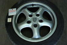 Porsche 911 993 Set of 4 Cup II Wheels 7x17 ET55 9x17 ET55  9933612400 99336212800