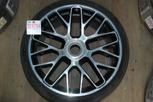"Porsche 991 Turbo Wheel 8x20 ET51 99136216234  20"" Rim OEM"
