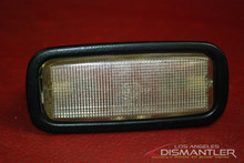Porsche 911 Carrera Hella Interior Dome Light w/ Bezel 901.632.101.28 OEM