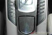 2011 Porsche 970 Panamera Carbon Fiber Trim Kit Dashboard Center Console Door