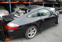 2005 Black 996 911 Carrera C4S