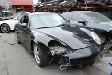 1999 Black 911 996 Carrera Coupe