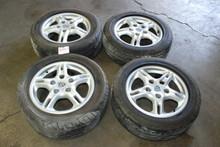 """Porsche 986 Boxster Wheels  6x16 ET50 7x16 ET40  99636211200  99636211400 16"""" Rims"""