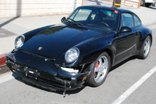 1995 Black 993 Carrera