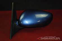 Porsche 911 996 986 Boxster Left Side Driver Mirror Blue 996.731.019.06 OEM