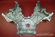 08-10 Porsche 957 Cayenne GTS Timing Chain Case Cover 948.101.122.1R OEM