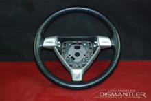 Porsche 911 997 987 Boxster 3-Spoke Steering Wheel Black Leather 99734780403 OEM
