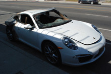 2013 White 991 Carrera Coupe