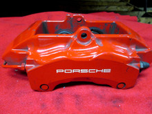OEM Factory Porsche 996 911 TURBO Front Left and Right Brake Calipers Brembo
