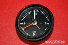 Porsche 911 912 Kienzle VDO Clock Watch Dated 1969 Genuine OEM 91164170100
