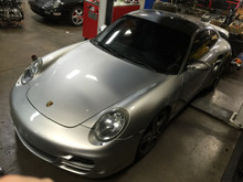 2008 Porsche 997 Turbo Chassis Complete