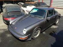 1986 Porsche 911 3.2l Targa Chassis