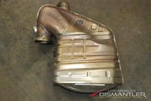 Genuine Porsche 911 997 GT3 Front Muffler 99711104898 Factory OEM Exhaust