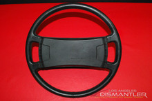 74-77 Porsche 911 912 911SC 930 Classic Leather Steering Wheel 400mm OEM