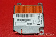 Porsche 911 996 Carrera Airbag Air Bag Sensor Control Module Unit 99661821901
