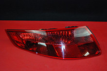 Porsche 911 997 Turbo LEFT Factory Driver ALL RED Tail Light
