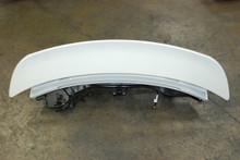 Porsche 911 991 Turbo S Decklid Spoiler Wing w/ Motors 99150404306 C9A OEM
