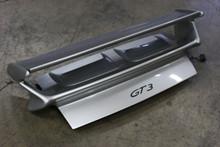 Porsche 911 997 GT3 Decklid Tail Assembly OEM Original Rare