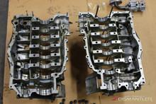 84-89 Porsche 911 Carrera 3.2L Engine Case Crank Motor Block 930.101.104.5R OEM