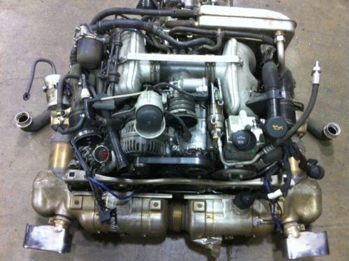2007    Porsche    997 Turbo Carrera    3   6L    Engine     Los Angeles Dismantler  Used    Porsche    Parts for 911