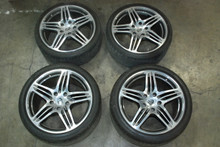 "Porsche 911 997TT 997 Turbo 19"" Wheels Rims Set (4) 11x19 ET51 