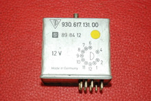 Porsche 911 Carrera 930 Turbo Ignition Relay 93061713100 OEM Control Unit Module