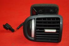 Porsche Cayenne Driver LEFT Black AC Dash Dashboard Air Vent Duct 7L5819703A OEM
