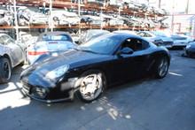 2011 Black 987 Porsche Cayman