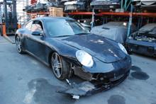 2008 Black Porsche 997 Carrera S Coupe