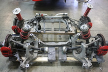 Factory Porsche 997 911 GT3RS Complete Front and Rear Suspension