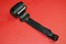 Porsche 911 991 Carrera Rear Left Driver's Seat Belt + Retractor 99180303503 OEM
