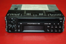 Porsche 911 964 993 Carrera CD-2 Radio Stereo AM FM CD Unit + Code 54A90727F02-A