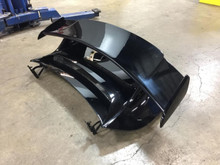 Porsche 911 991 GT3 Wing Assembly Decklid 2014 2015 2016 Tail Lid