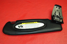 Porsche 911 996 Carrera Cabriolet Black Sun Visor RIGHT Side