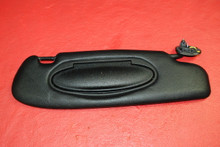 Porsche 911 997 Carrera Black Sun Visor RIGHT Passenger Side 99773146200