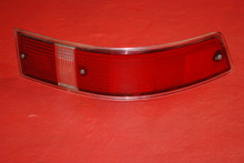 Porsche 911 930 Carrera Tail Light Lens Cover Right Passenger Side KL0 163 E DOT
