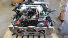 Porsche 911 997 Twin Turbo Complete Engine Motor Rebuilt Assembly
