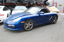 2010 Blue 987 Boxster