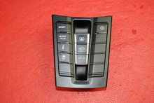 Porsche 911 991 Turbo Sport Exhaust Suspension Traction Roof Switch Controls