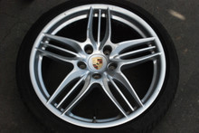 "Porsche 991 Sport Design II  Wheel 8.5x20 ET51  99136216132 OEM 20"" Rim"