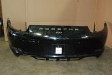 Porsche 911 991 Carrera Factory Rear Bumper Cover (Sensor Style) 99150541113 OEM