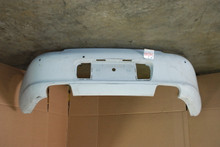 05-08 Porsche 911 997 C4 C4S Wide Body Factory Rear Bumper Cover 99750541104 OEM