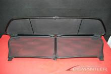 Porsche 911 996 997 Black Wind Deflector 996.561.125.02 OEM 99-12