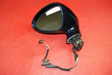 2011 Porsche 970 Panamera LEFT Driver's Side Mirror in Blue