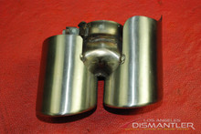 Porsche 911 997 Carrera Dual Exhaust Tip Tail Pipe Right OEM Gillet 99711135101